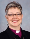 The Rev. Susan C. Johnson National Bishop Evangelical Lutheran Church in Canada