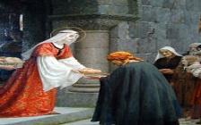 17 ноября - Церковь вспоминает Елизавету Венгерскую (Елизавета Тюрингская)